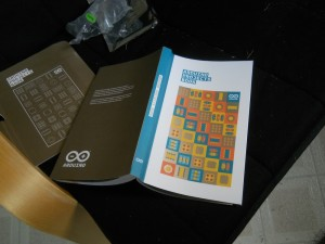 The Arduino Projects Book is an excellent resource for the beginner.