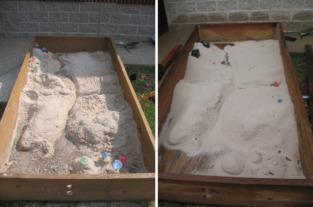 Erosion as diffusion – Montessori Muddle
